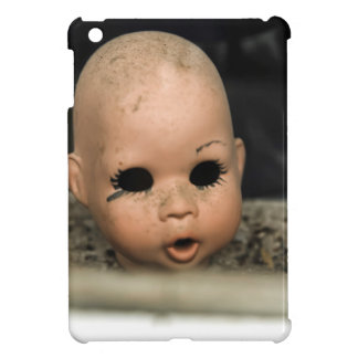 Cry Baby Vintage Doll Head Dirty Window Case For The iPad Mini
