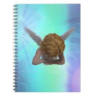 Crying Angel Notebooks
