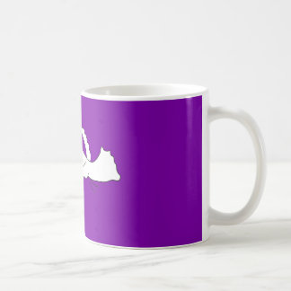 Crying Doves Mug