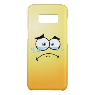 Crying Emoji Smartphone Case-Mate Samsung Galaxy S8 Case