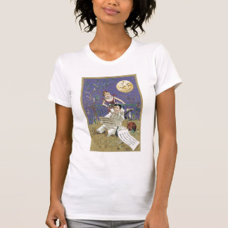 Crying Moon Tee Shirts