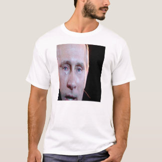 crying putin T-Shirt