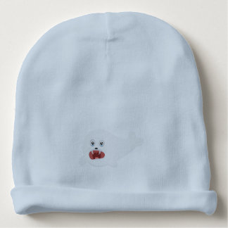 Crying seal Zsgsx Baby Beanie