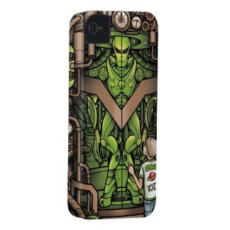 Cryo Tank Alien iPhone 4 Case-Mate Cases