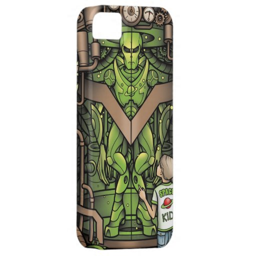 Cryo Tank Alien iPhone 5 Cases