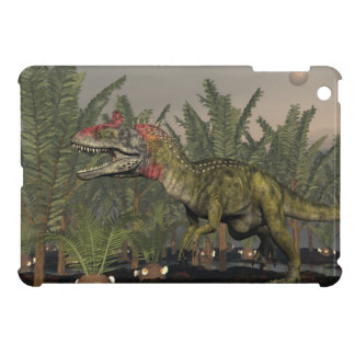 Cryolophosaurus dinosaur - 3D render Cover For The iPad Mini