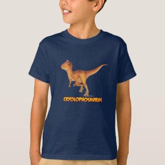 Cryolophosaurus KIDS shirt