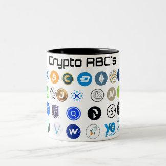 Cryptocurrency ABC's Mug