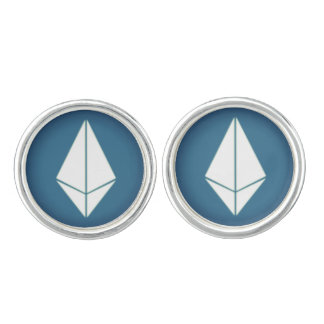 Cryptocurrency Cufflinks
