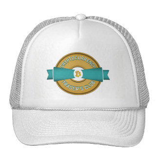CryptoCurrency Traders Club Hat