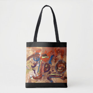 Cryptographer for print tote bag