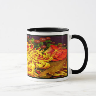 CRYSANTHEMUM  ~ Ringer Mug