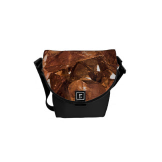 Crystal Amber Courier Bags