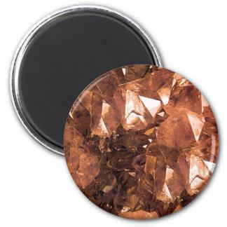 Crystal Amber Magnet