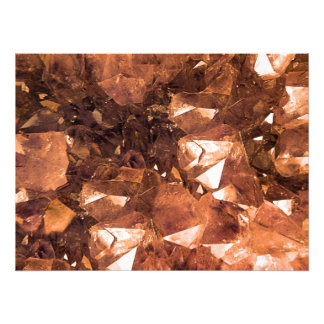Crystal Amber Photo Print