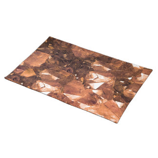 Crystal Amber Placemat