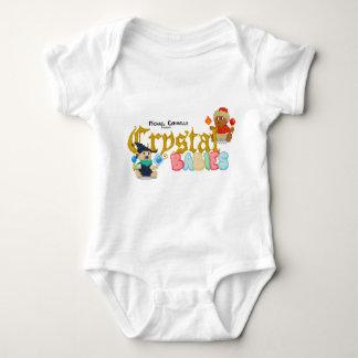 Crystal Babies Baby Bodysuit
