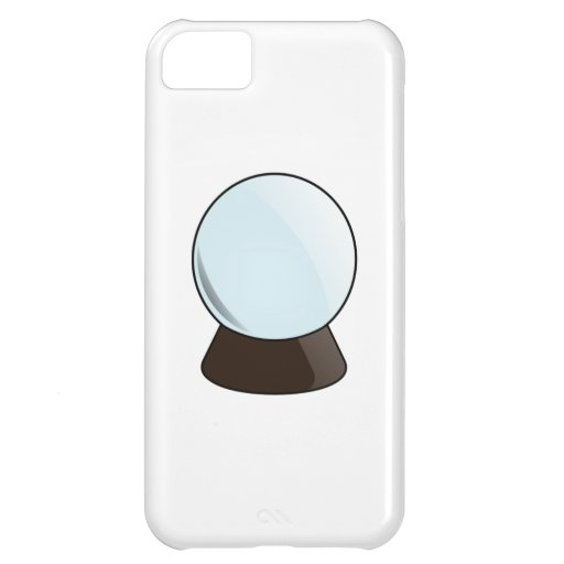 Crystal Ball iPhone 5C Cover