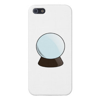 Crystal Ball iPhone 5 Cases