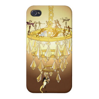 Crystal Ball iPhone 4/4S Covers