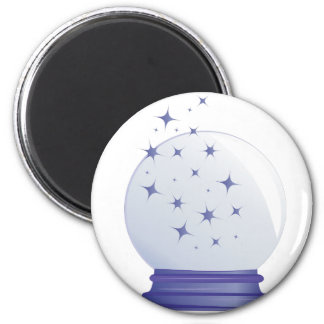 Crystal Ball Magnet