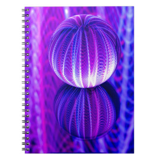 crystal ball reflect notebooks