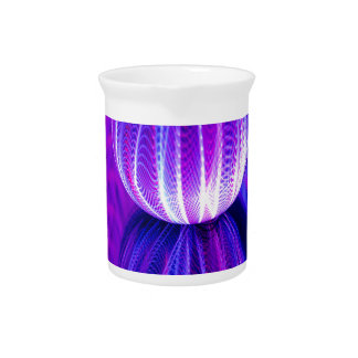 crystal ball reflect pitcher