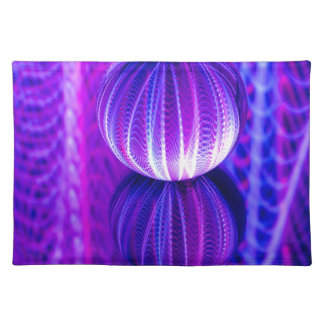 crystal ball reflect placemat