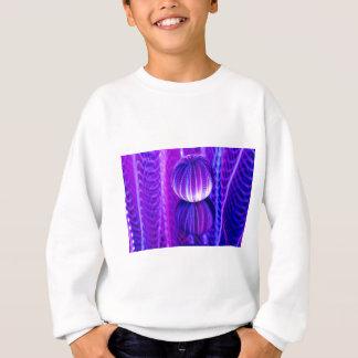 crystal ball reflect sweatshirt