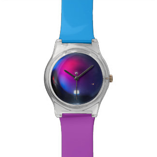 Crystal Ball Watch