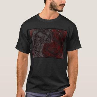 Crystal Blood Sphere Yin-Yang T-Shirt