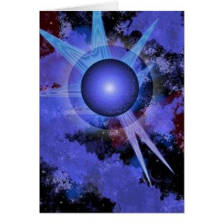 Crystal Blu Card