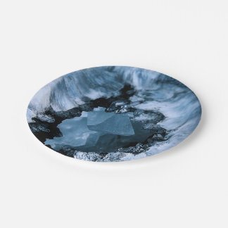 Crystal Blue Fantasy 7 Inch Paper Plate