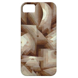 Crystal by Paul Klee Case For The iPhone 5