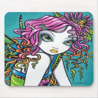 Crystal Candy Rainbow Fairy Mousepad