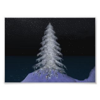 Crystal Christmas Tree #4 Kodak Photo Print