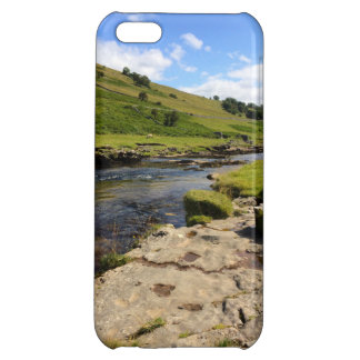 Crystal Clear Creek Cover For iPhone 5C