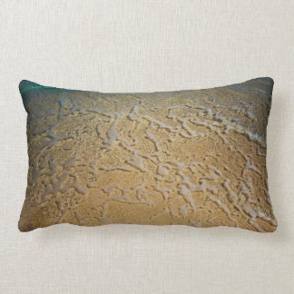 Crystal Clear Ocean Water Lumbar Cushion