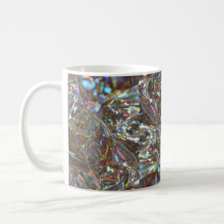 crystal coffee mug