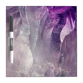 Crystal Core Abstract Dry Erase Board