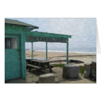 """Crystal Cove Shack"" Note Cards"