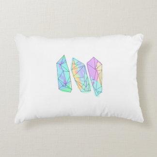 crystal decorative cushion