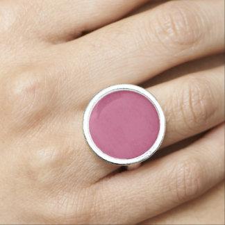 CRYSTAL DEEP purple Love Romance nvn243 Dating Ring