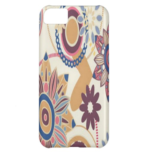 Crystal Design iPhone 5C Cover