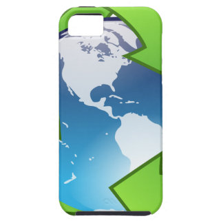 Crystal Earth Cycle of Life Case For The iPhone 5