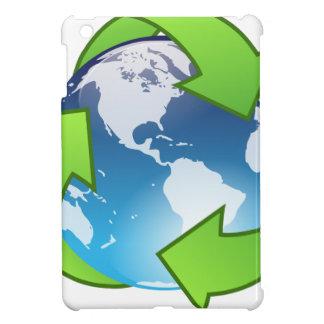 Crystal Earth Cycle of Life iPad Mini Cover