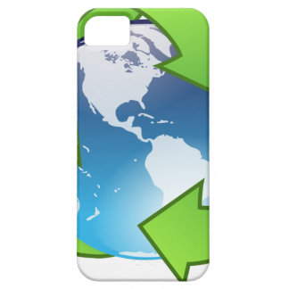 Crystal Earth Cycle of Life iPhone 5 Case