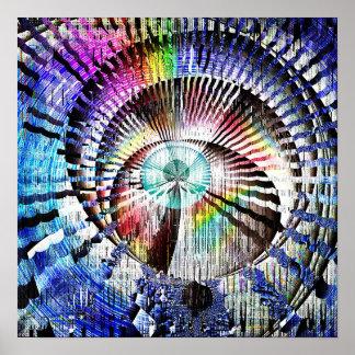 Crystal Evolution 1.3 Poster