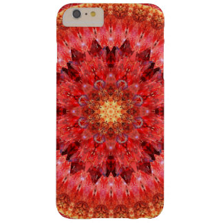 Crystal Fire Mandala Barely There iPhone 6 Plus Case