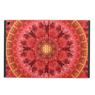 Crystal Fire Mandala iPad Air Case